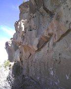 Rock Climbing Photo: Well....