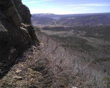 Rock Climbing Photo: Scenic.