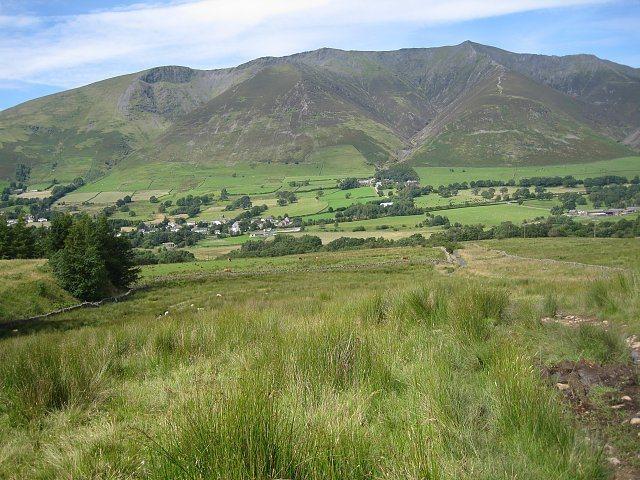 Rock Climbing Photo: Blencathra Mountain. Bowker