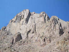 Rock Climbing Photo: I'm sure the East Face of Pigeon has more lines to...
