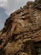 Rock Climbing Photo: Unlisted climb in Colorado.