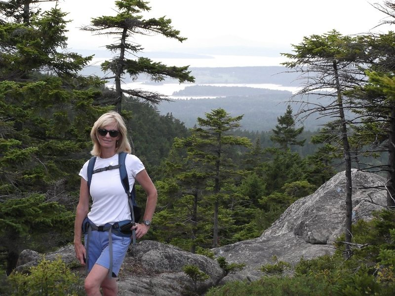 Rock Climbing Photo: Mt Mansell - MDI Maine
