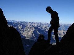 Rock Climbing Photo: Palisades