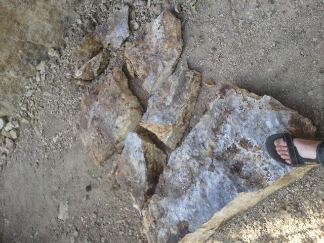 Rock Climbing Photo: ...