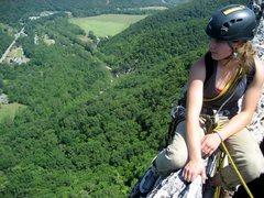 Rock Climbing Photo: The Nubiles fin.