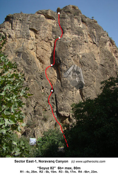 Rock Climbing Photo: 1-sector-east