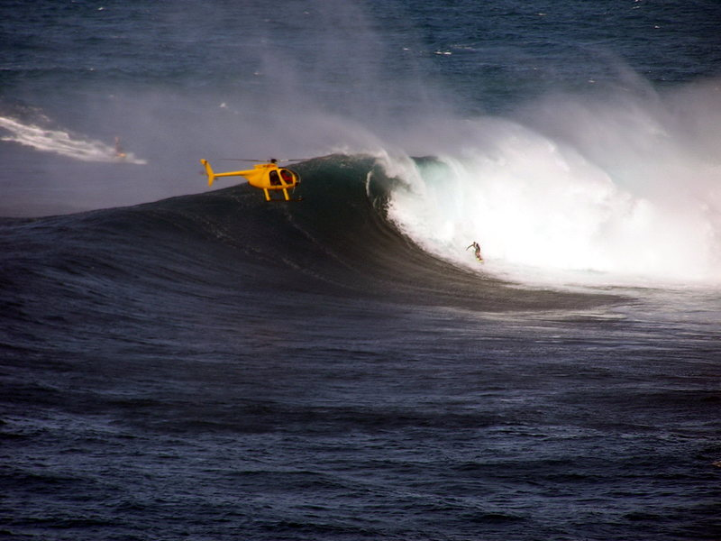 Peahi<br> Photo: Olaf Mitchell