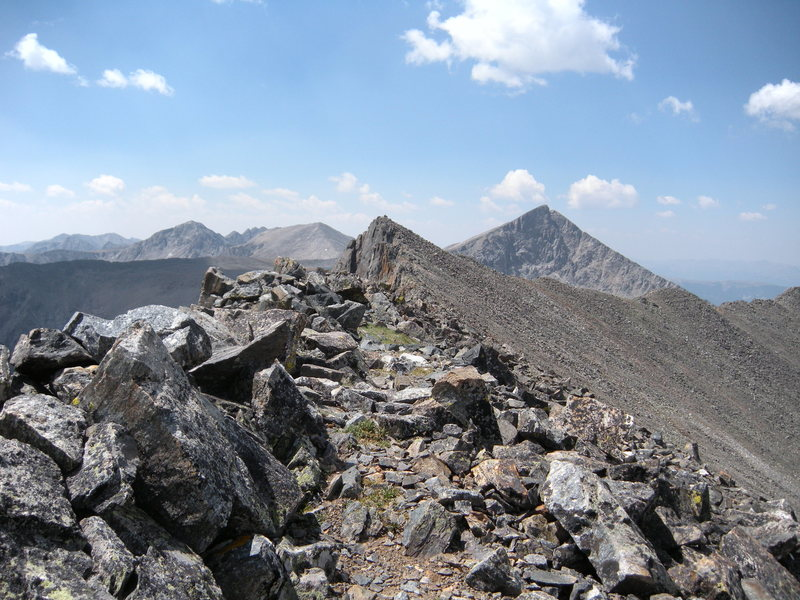 Father Dyer Summit