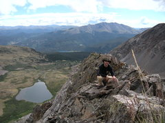 Rock Climbing Photo: Father Dyer Peak