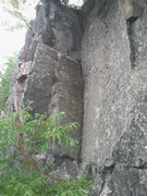 Rock Climbing Photo: DeerJaw 10d