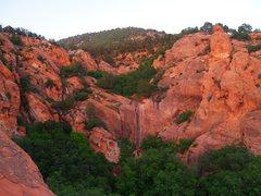 Rock Climbing Photo: Red Ledges