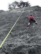Rock Climbing Photo: Yup. Cass