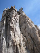 Rock Climbing Photo: If you can see the suspended plank, you are at or ...
