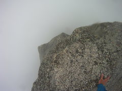 Rock Climbing Photo: Summit of Wolfs Head