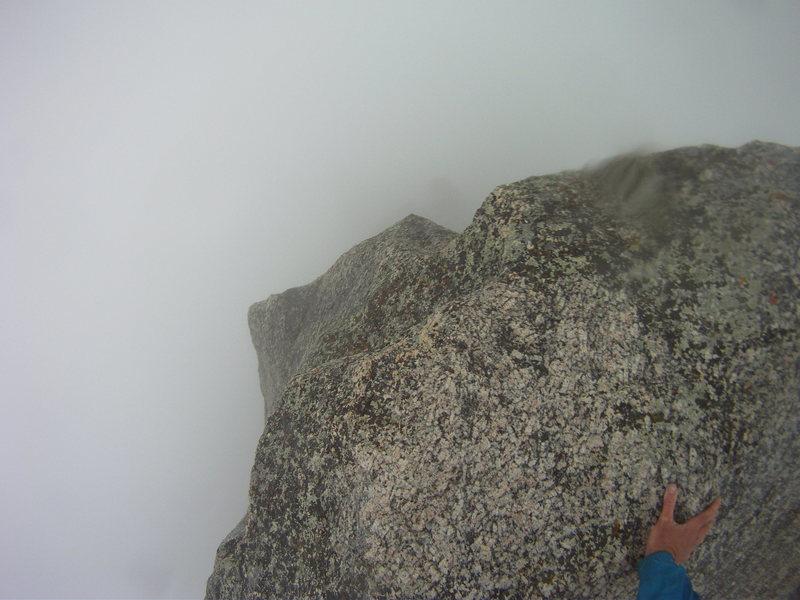Summit of Wolfs Head