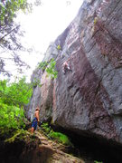 Rock Climbing Photo: Tylenul