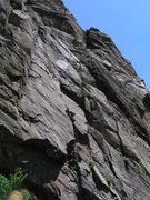 Rock Climbing Photo: Touch and Go - Finney took this, no idea when exce...