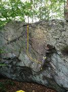 Rock Climbing Photo: Bump-er-nutter