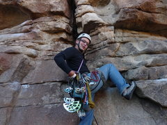 Rock Climbing Photo: The start...