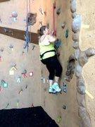 Rock Climbing Photo: fatclimber