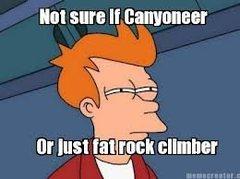 Rock Climbing Photo: fatclimber3