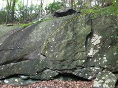 Rock Climbing Photo: Silver Haze