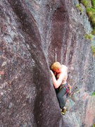 Rock Climbing Photo: Vapour trails