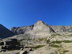 Rock Climbing Photo: Destination.