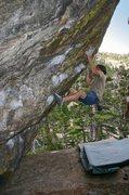 Rock Climbing Photo: Fun in RMNP