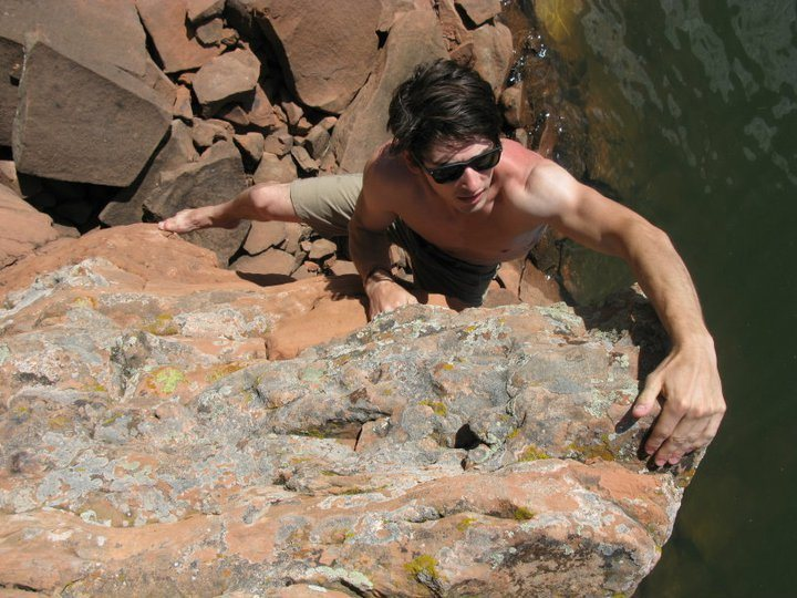 Rock Climbing Photo: effective use of days off.