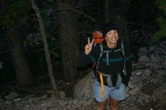 Rock Climbing Photo: Mi Madre.