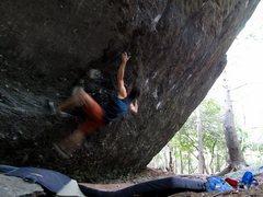 Rock Climbing Photo: Hyperion