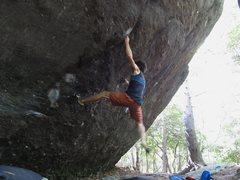 Rock Climbing Photo: Hype