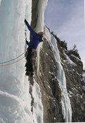 Rock Climbing Photo: Ice 9