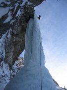 Rock Climbing Photo: The Pencil, Polar Circus