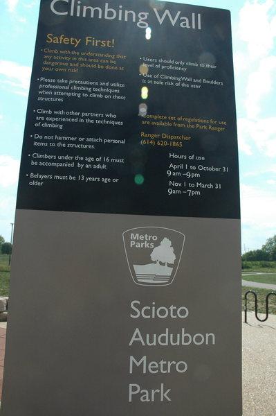 Scioto Audubon 8/10/12