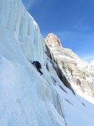 Rock Climbing Photo: Stoneman, RMNP.