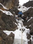 """Rock Climbing Photo: Lost in the Choss or Walking the Line or """"Eri..."""