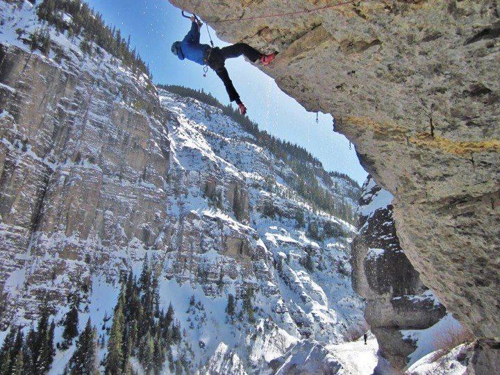 Rock Climbing Photo: Camp Bird Road.