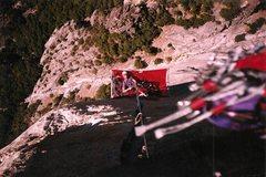 Rock Climbing Photo: El Cap.