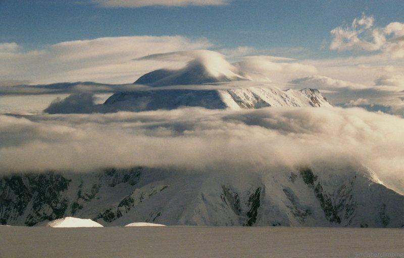 Rock Climbing Photo: Mt. Foraker