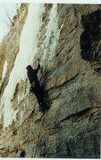 Rock Climbing Photo: Me on the Thang.
