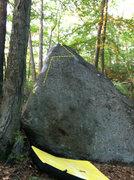 Rock Climbing Photo: Moose Tooth