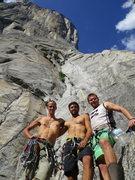Rock Climbing Photo: Karel Hořínek, Jeff Mumaugh, Ronnie St. Jean...