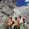 Karel Ho&#345;ínek, Jeff Mumaugh, Ronnie St. Jean<br>