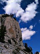 Rock Climbing Photo: First Cliff