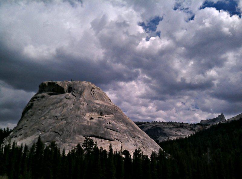 Rock Climbing Photo: Pywiak Dome