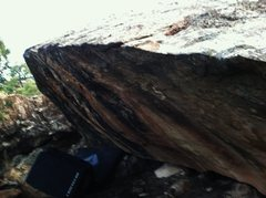 Rock Climbing Photo: Not a great picture, but this should give you some...
