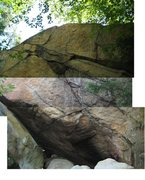 Rock Climbing Photo: Sorry I had to cut/paste 3 photos together to make...