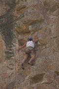 Rock Climbing Photo: somewhere in rifle.